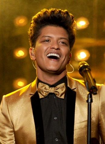 Bruno Mars Mike