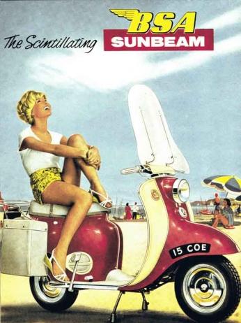 BSA - Sunbeam - 1961
