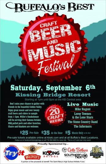 Buffalos Best Craft Beer Music Fest