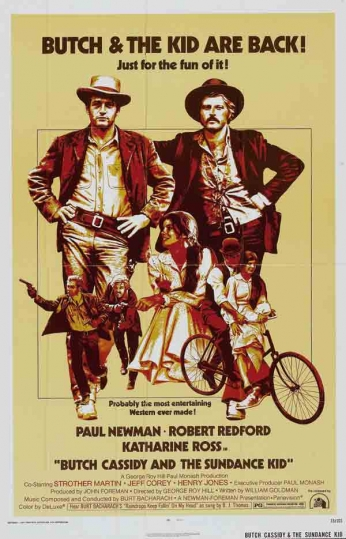 Butch Cassidy and the Sundance Kid - Butch & The Kid Are Back