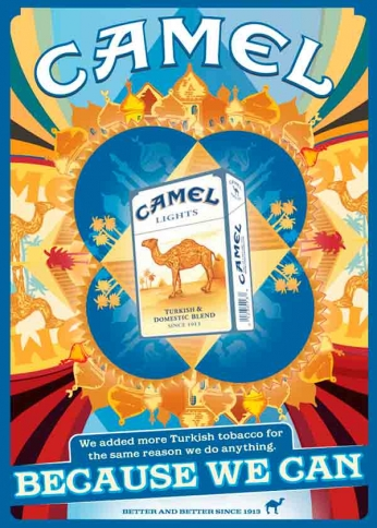 Camel - Because We Can