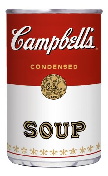 Campbell's Tomato Soup Lata