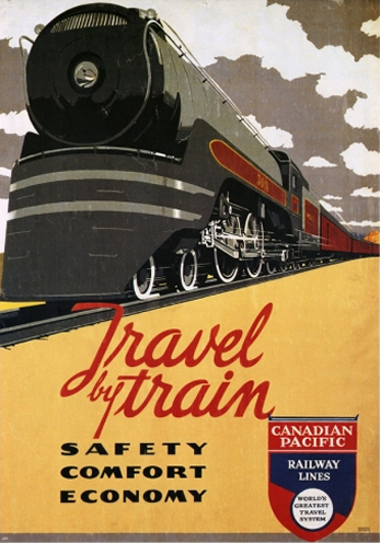 Canadian Pacific - Travel by Train