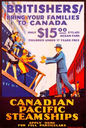 Canadian Pacific Steam Ship