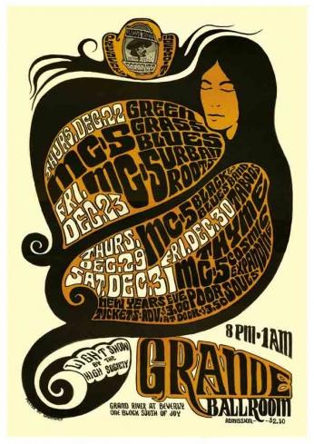 Capricorn - Grande - Ballroom - 1966
