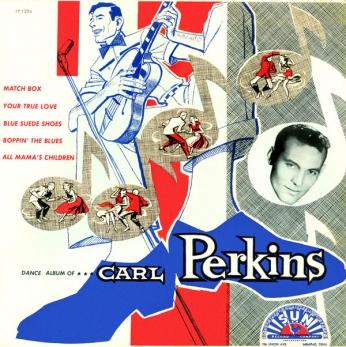 Carl Perkins - 1958
