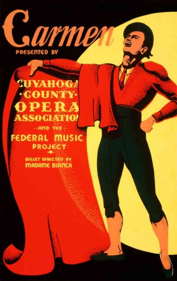Carmen - Federal Music Project - 1939