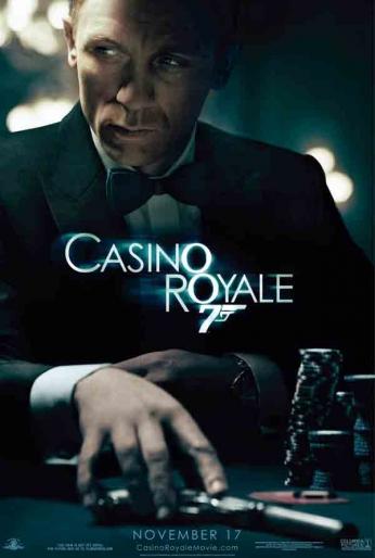 Casino Royale - Teaser Poster