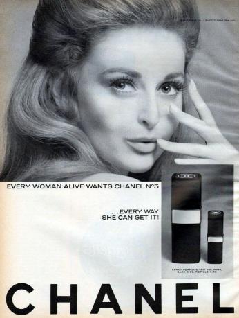 Chanel No 5 November 1967