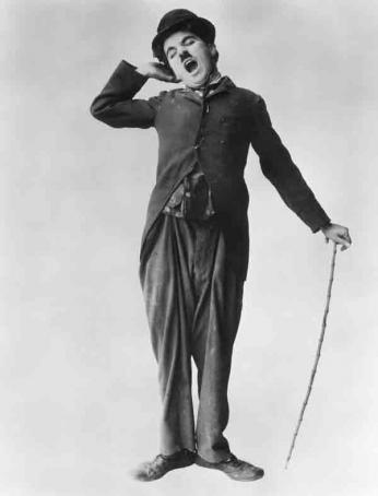 Charles Chaplin - Waking