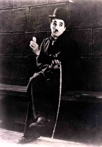 Charles Chaplin - City Lights (1931)