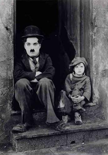 Charles Chaplin - O Garoto