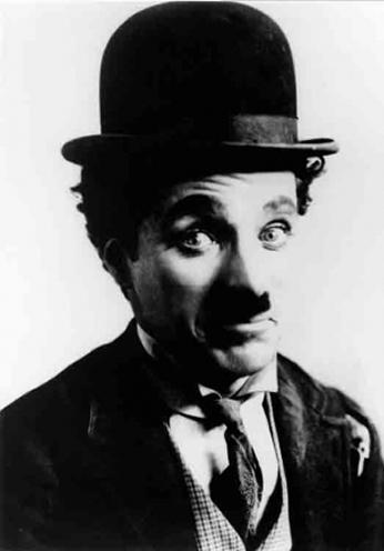 Charles Chaplin - Portrait