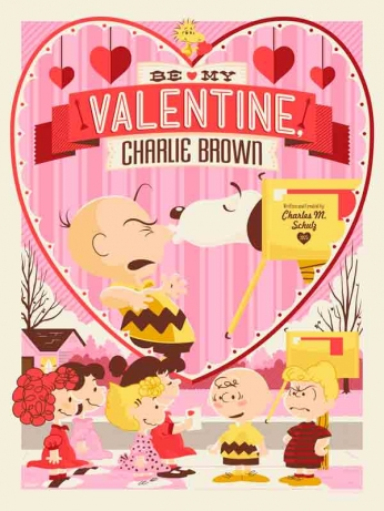 Charlie Brown - Be My Valentine