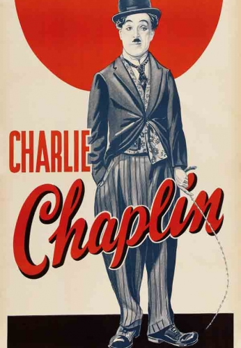 Charlie Chaplin - Illustrated