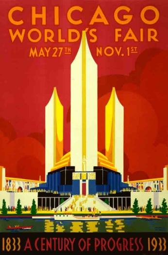Chicago World's Fair - 1933