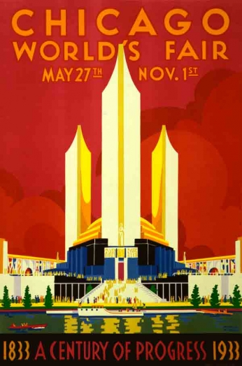 Chicago World's Fair - 1933