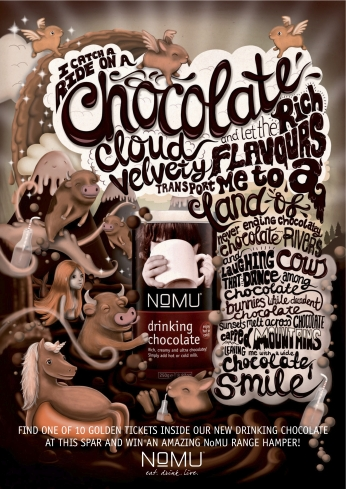 CHOCLAND POSTER