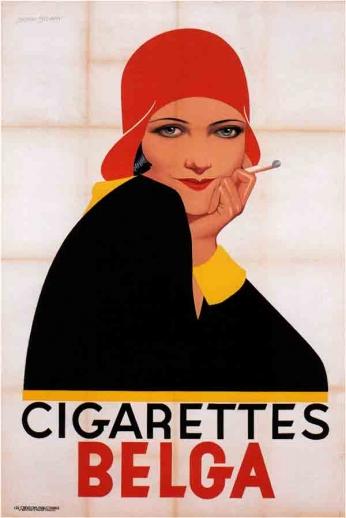 Cigarettes Belga