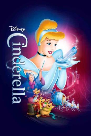 Cinderella - Art Poster