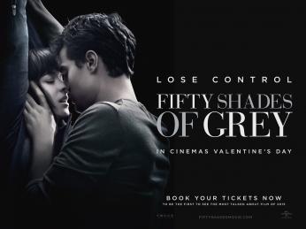 Poster Cinquenta Tons de Cinza FSG Movie Poster 2.