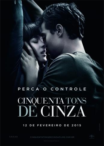 Poster Cinquenta Tons de Cinza FSG Movie Poster.