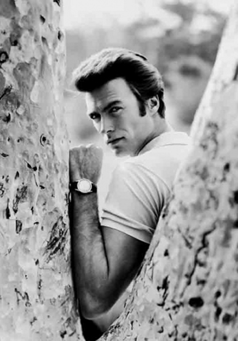 Clint Eastwood - Portrait 02