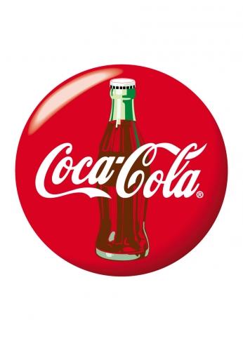 Bottom Coca-Cola Red