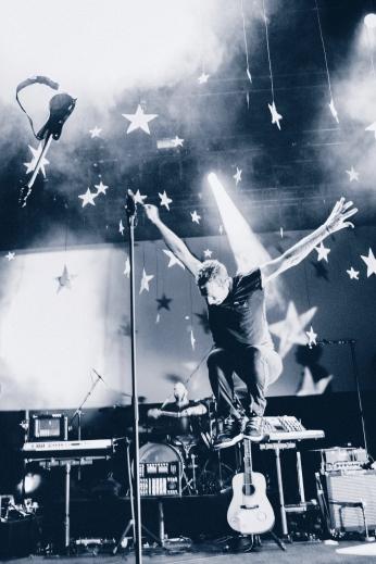 Coldplay Calendar Poster.