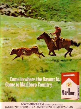 Come to Marlboro Country
