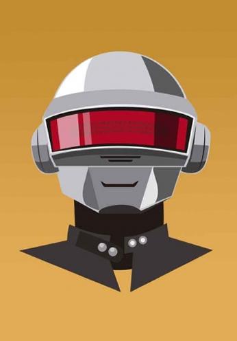 Daft Punk - Vector - 02