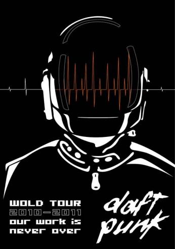 Daft Punk - World Tour
