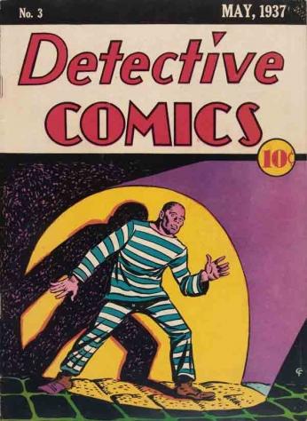 Detective Comics Nº 03