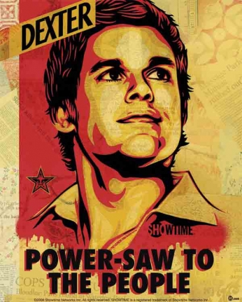 Dexter - Power-Saw To The People