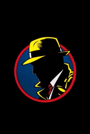 Dick Tracy - Art Poster