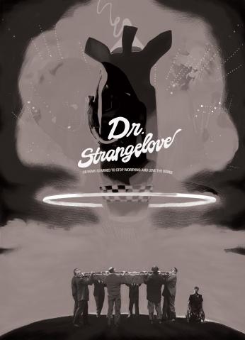Doctor Strangelove blkw