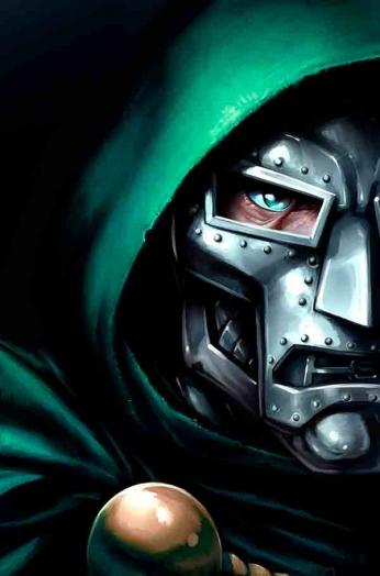 Doctor Doom - Painted