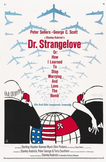 Dr Strangelove Stanley Kubrick Hot Line Suspense Comedy