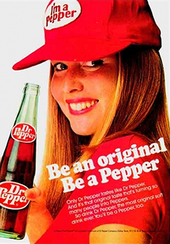 Dr Pepper - Be an Original