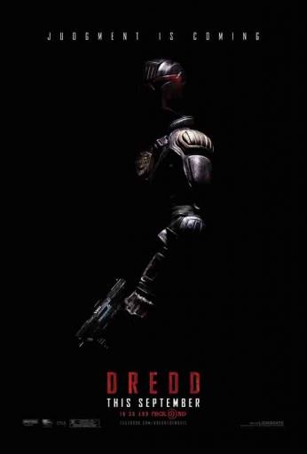 Filme: Dredd (Juíz Dredd, 2012). Direção: Pete Travis. Elenco: Karl Urban, Rachel Wood e Olivia Thirlby.