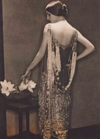 Dress by Chanel - 1924