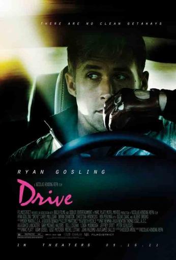 Drive - Teaser Poster 2