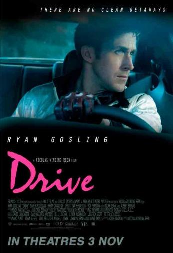 Drive - Teaser Poster