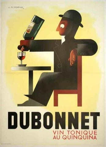 Dubonnet - Vin Tonique Au Quinquina