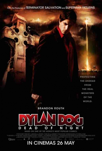Filme: Dylan Dog - Dead of Night (Dylan Dog e as Criaturas da Noite, 2010).