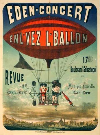 Eden-Concert Paris