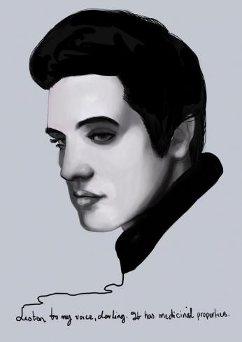 Elvis Presley - Listen to my Voice
