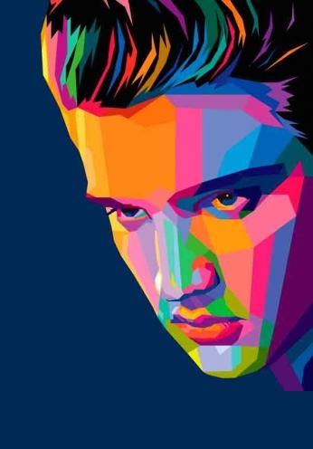 Elvis Presley - Colors