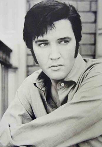Elvis Presley - Portrait - 1969