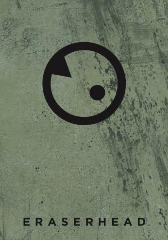 Eraserhead Minimal Black
